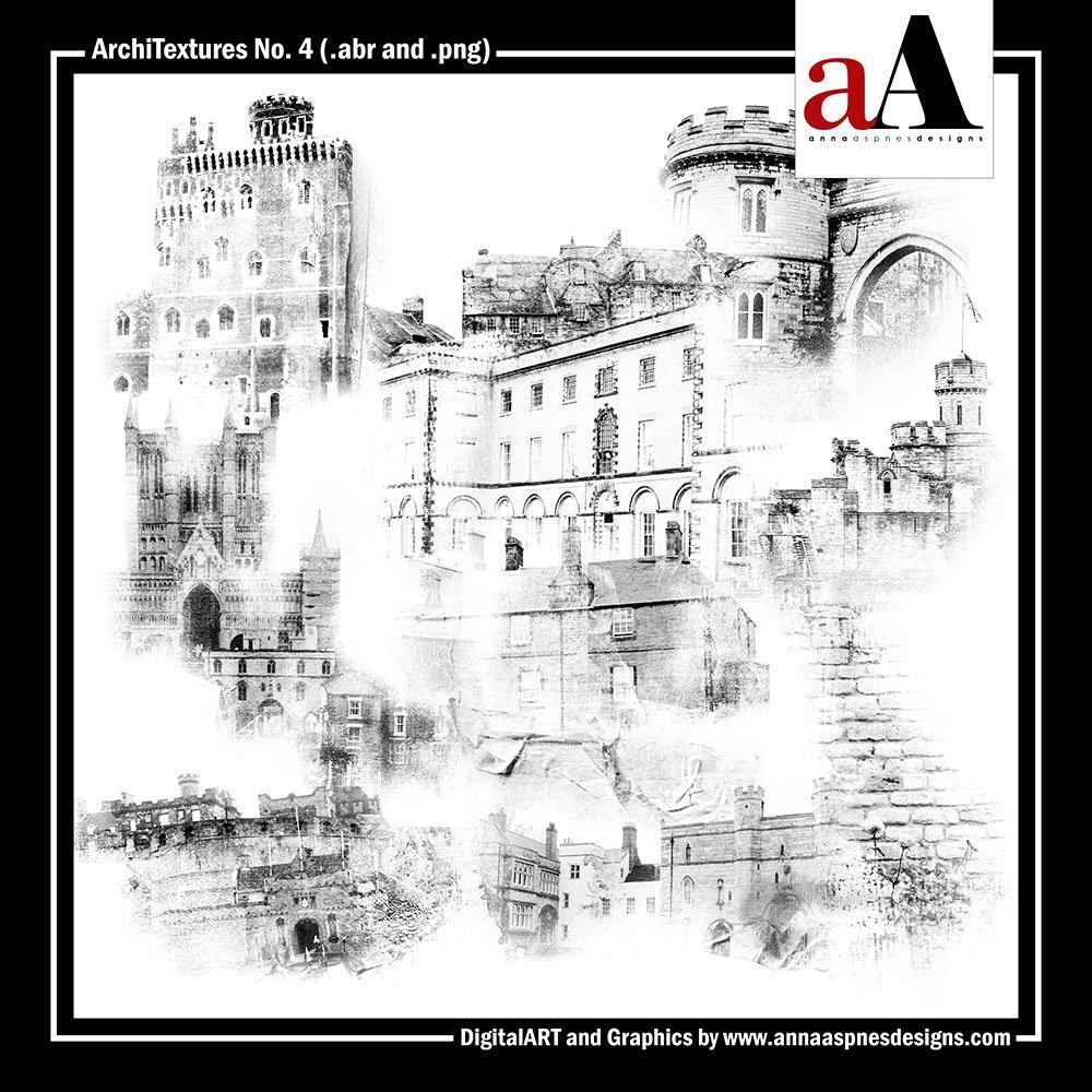 New Artsy Digital Designs Sojourn ArchiTextures Sojourn