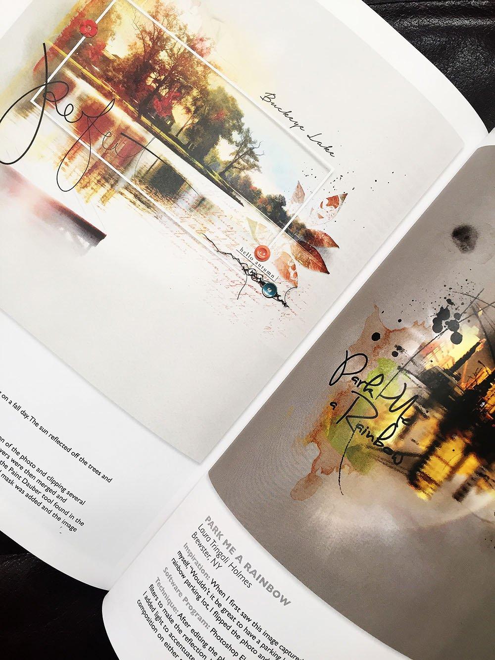 Digital Magazine Featuring Anna Aspnes Designs