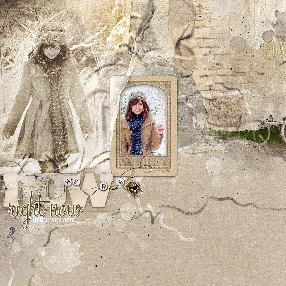Digital Scrapbooking Inspiration Artsy Digital Designs Sojournn Anna Aspnes Designs