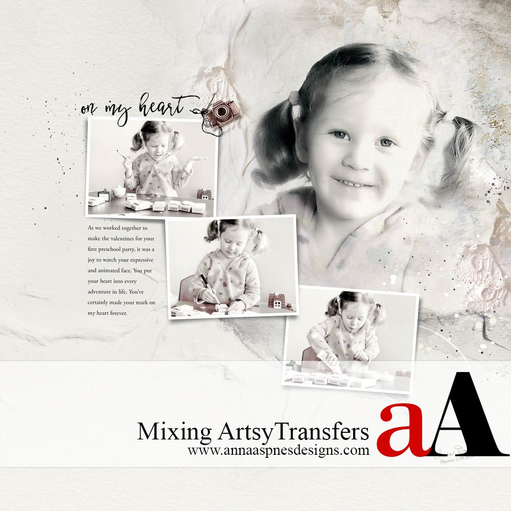 ArtsyTransfers Adobe Photoshop Video Tutorial