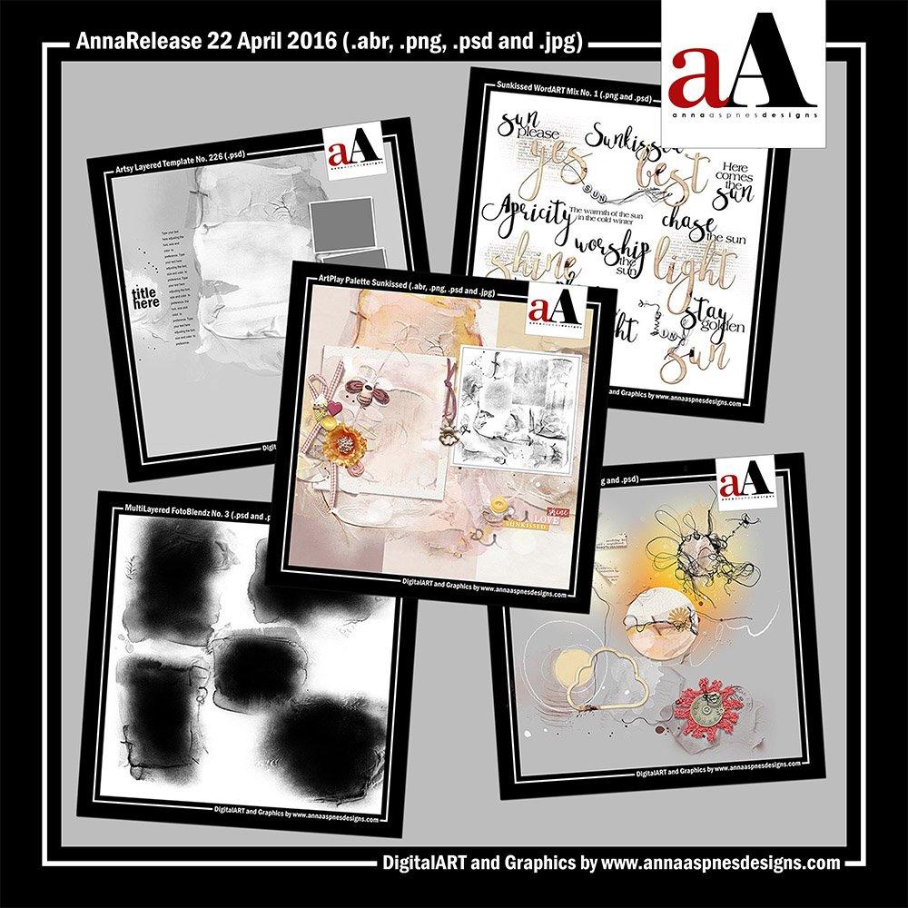 New Artsy Digital Designs SunKissed