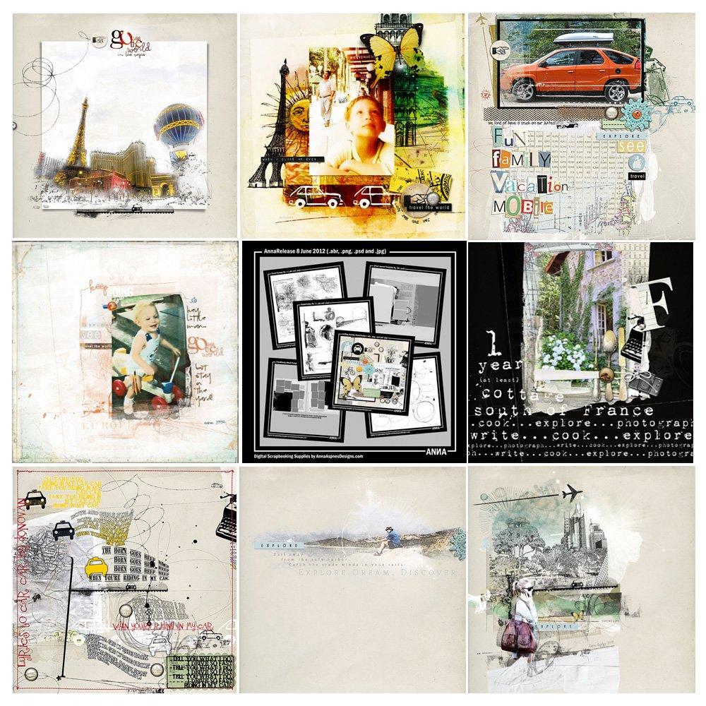 GlobeTrotter Artsy Digital Designs Sale
