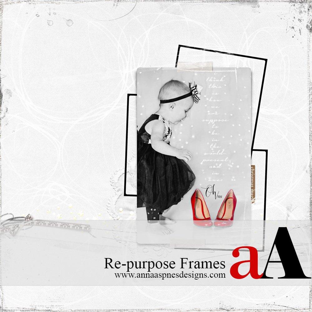 Framed Focus Tutorial
