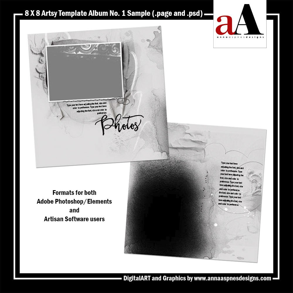 AASPN_8X8ArtsyTemplateAlbum1Sample1000