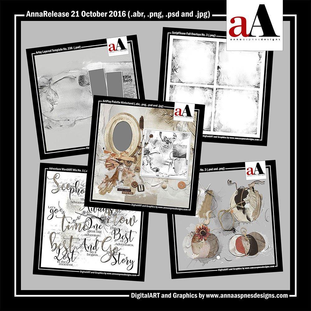 New Artsy Digital Designs Hinterland