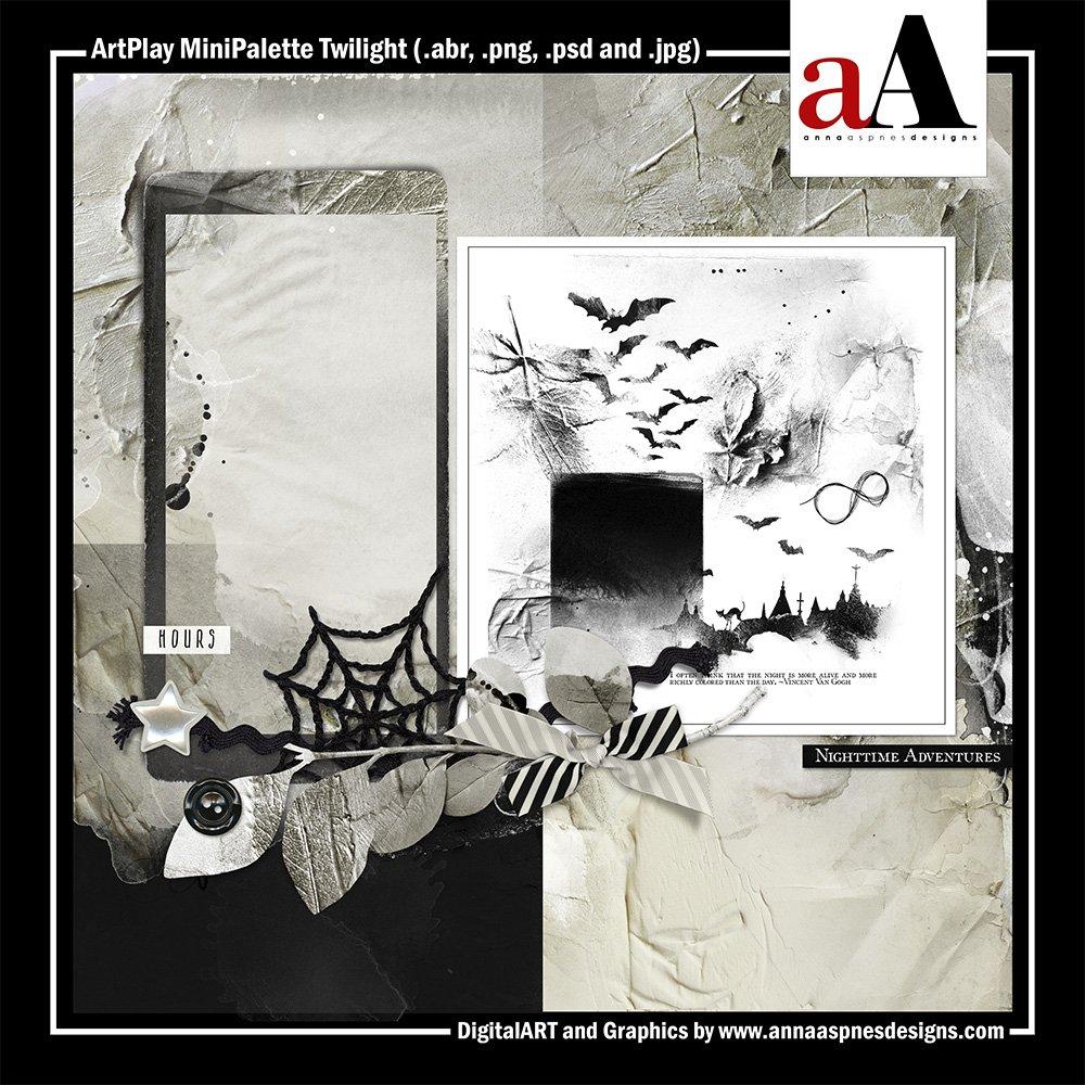 New Artsy Digital Designs With A Twist