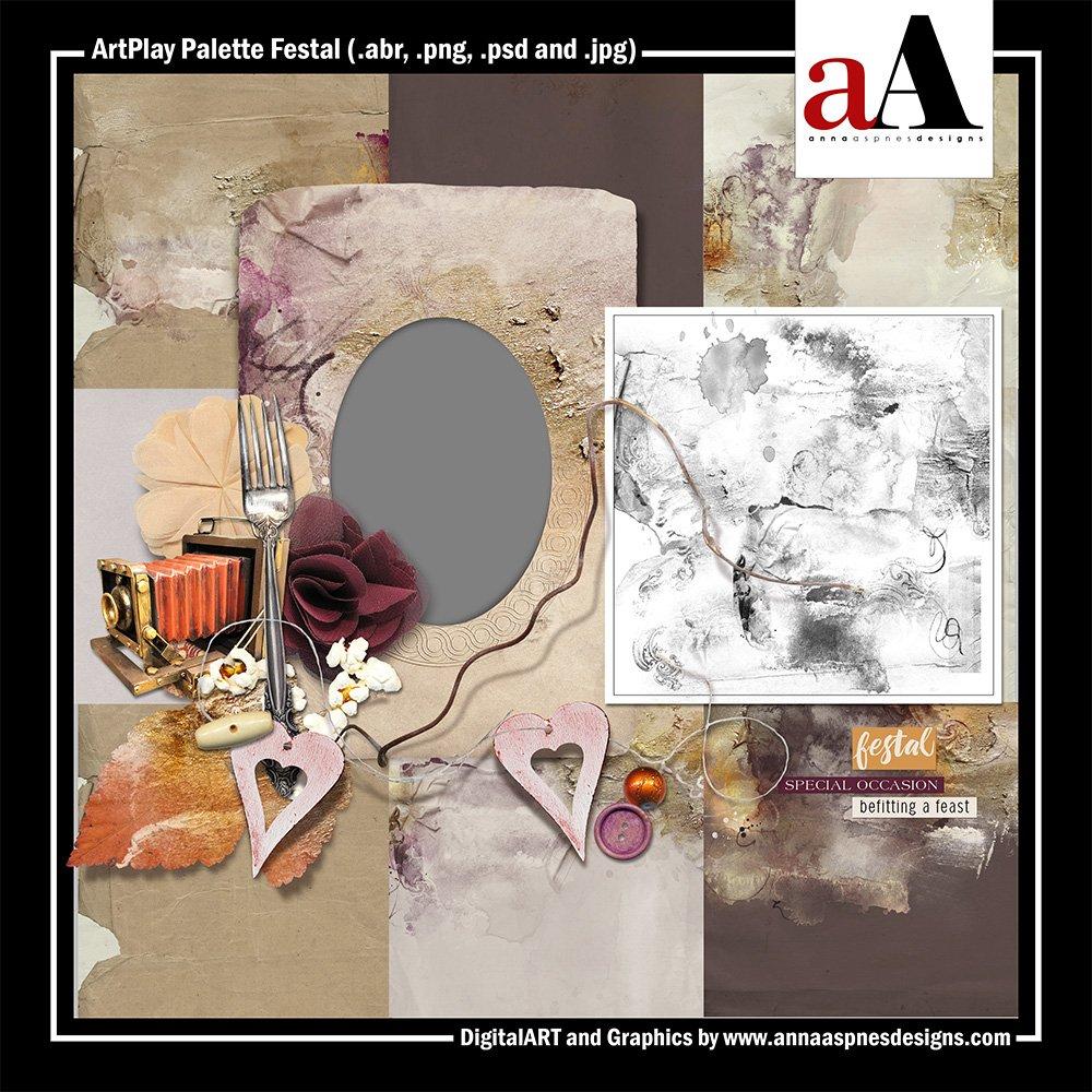 New Artsy Digital Designs Festal