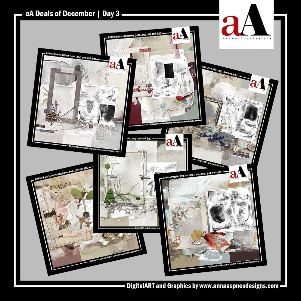 aA Deals of December 2016 Day