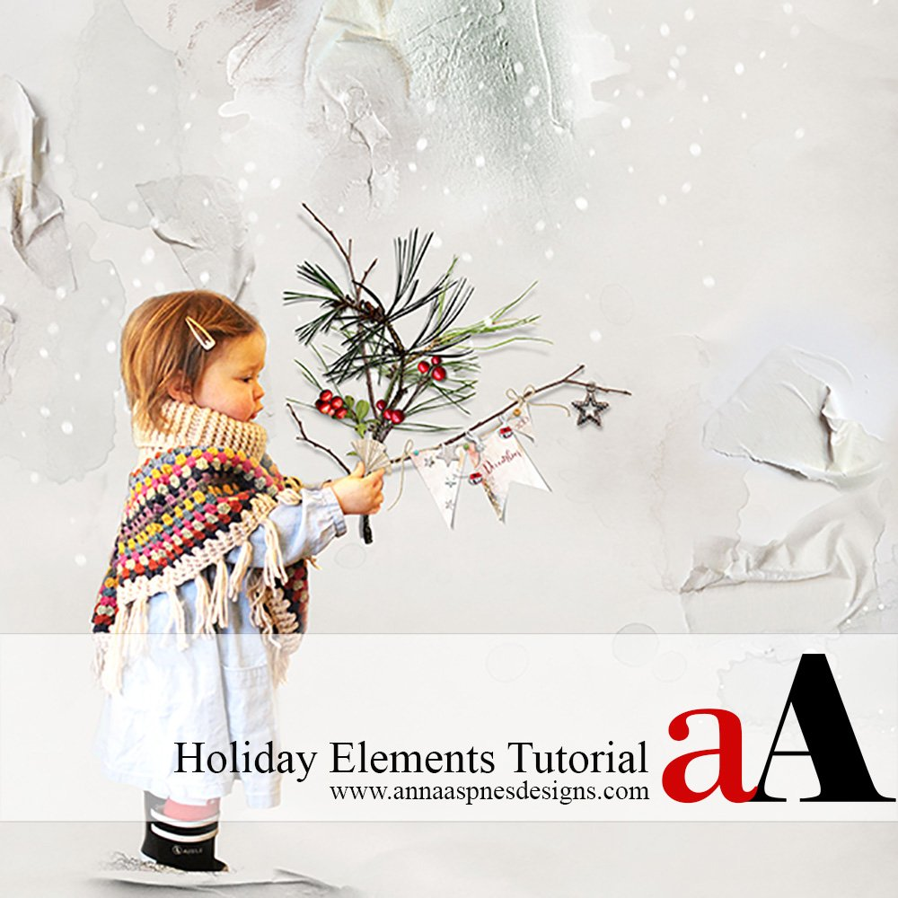 Holiday Elements Tutorial