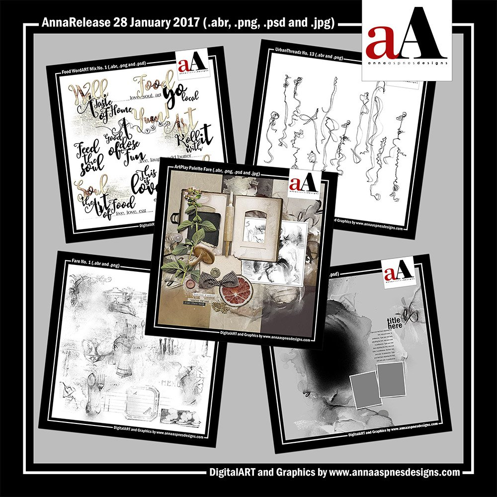 New Artsy Digital Designs Fare