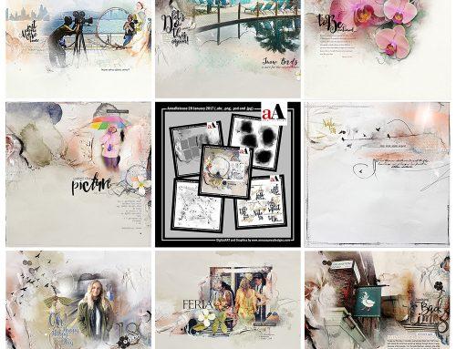 Digital Designs Inspiration Anaphora
