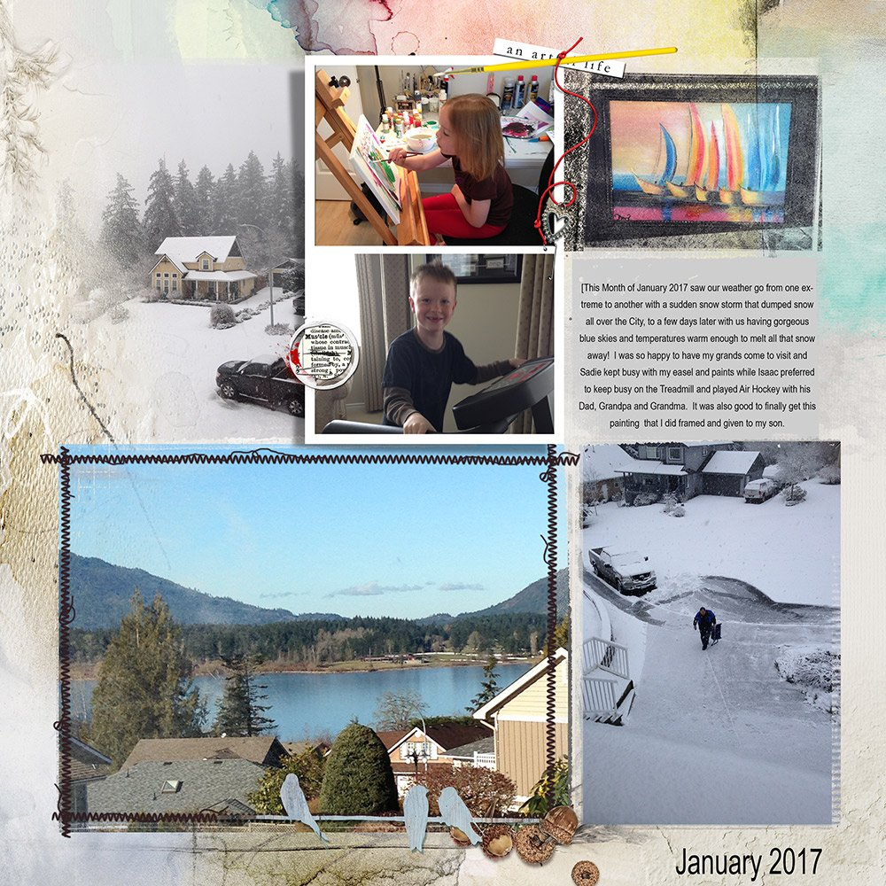 FotoInspired Inspiration January 2017