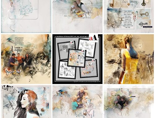Digital Designs Inspiration L'Amour