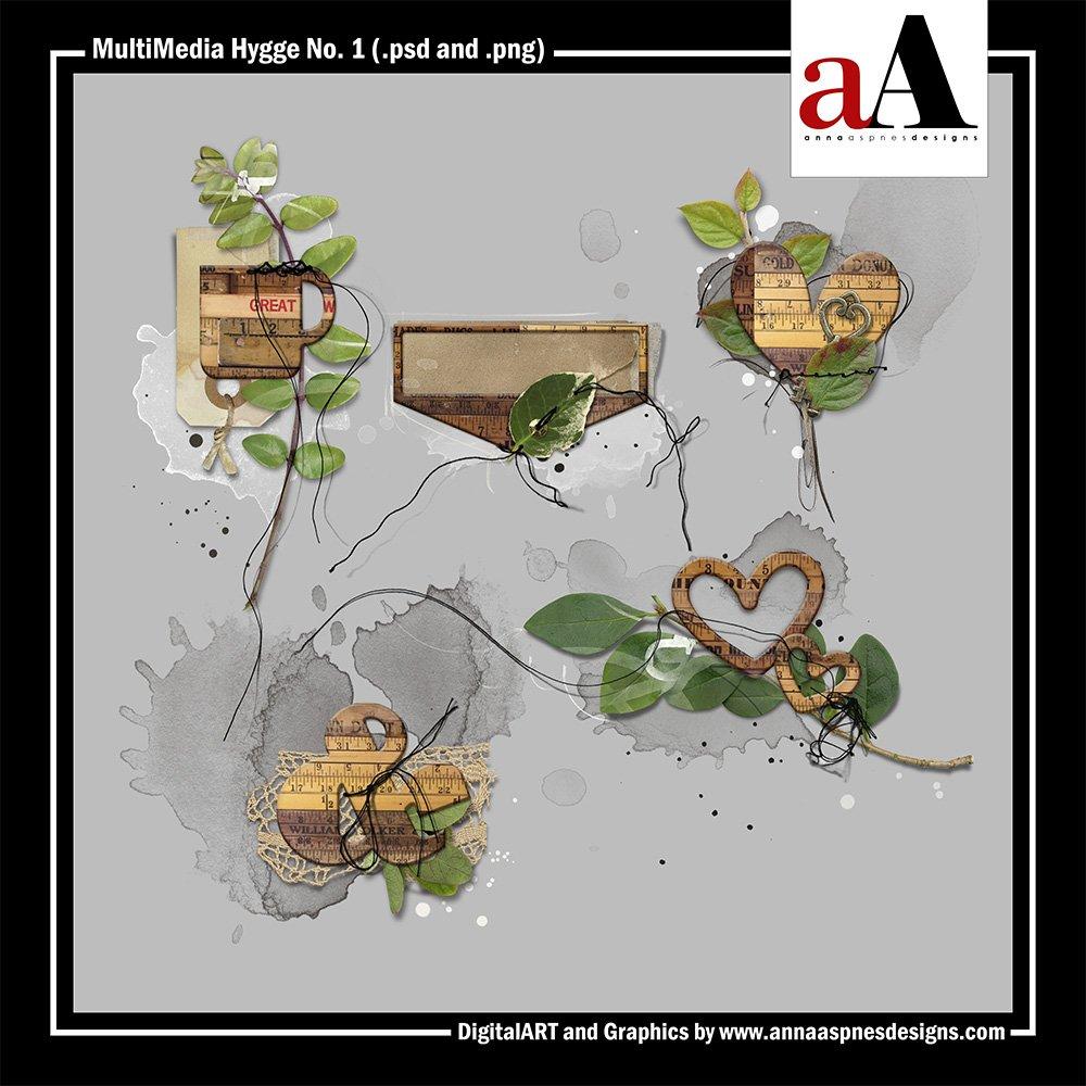 New Artsy Digital Designs Hygge