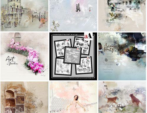 Digital Designs Inspiration BrushSet Bundle