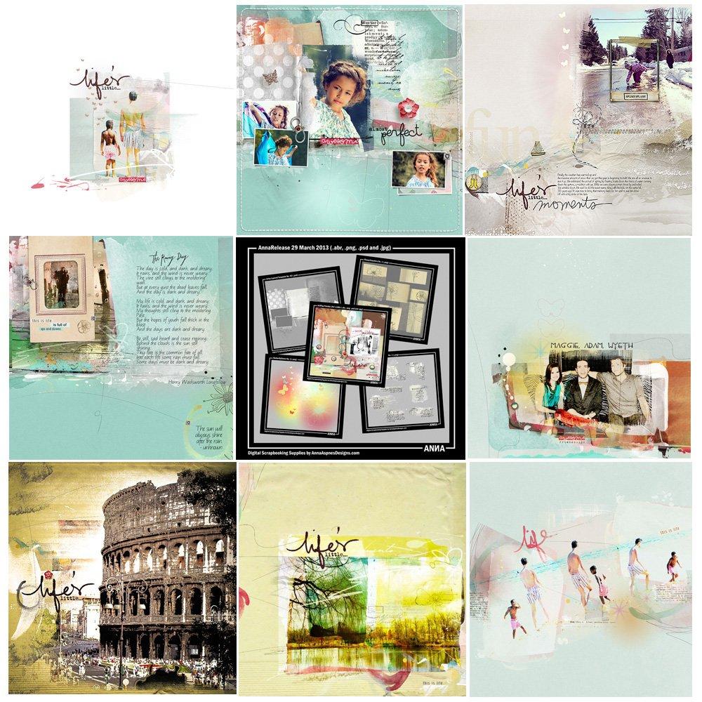 Life's Little Artsy Digital Designs Sale