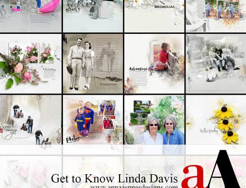 aA Creative Team Member Linda Davis