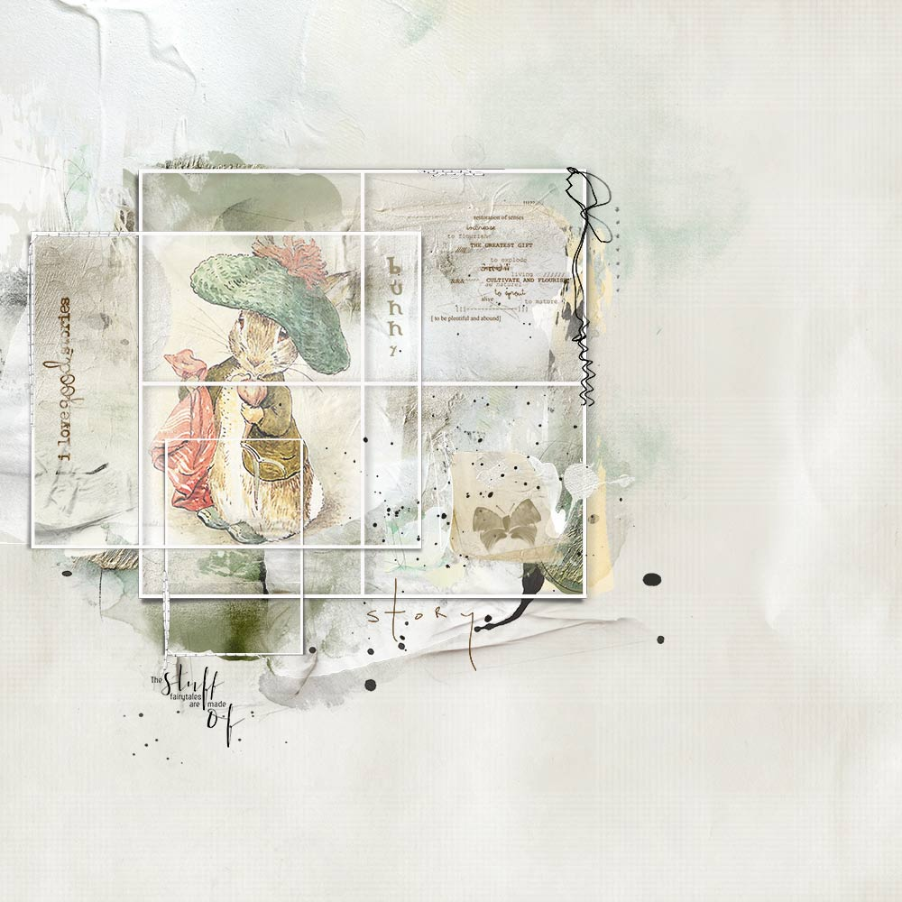 5 Ways to Create an Artsy Digital Scrapbooking Design