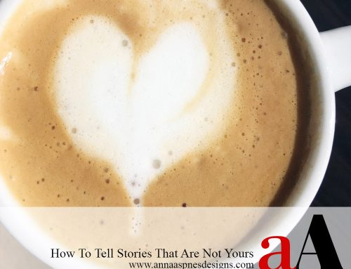 How To Tell Stories That Are Not Yours