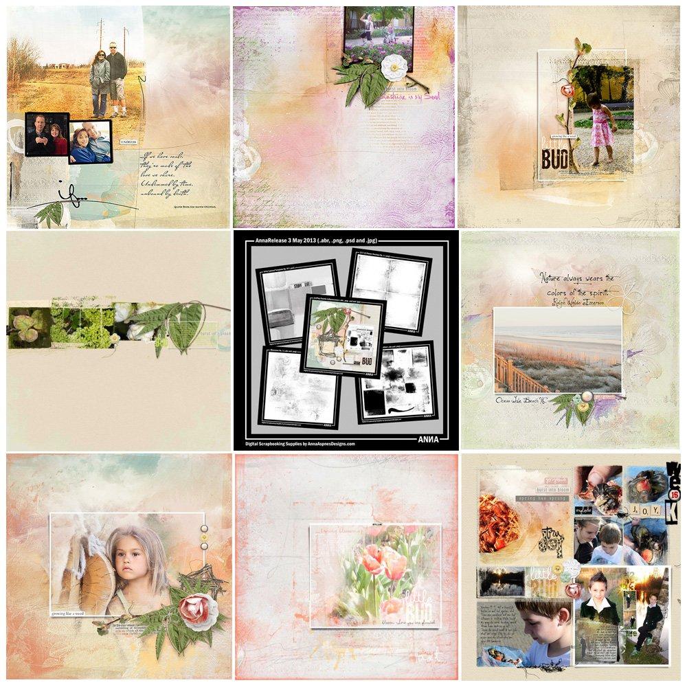 Inflorescence Artsy Digital Designs Sale