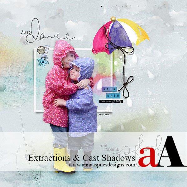 Create Extractions and Custom Cast Shadows