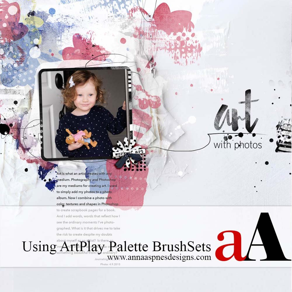 Video | Using ArtPLAY™ Palette Brush Sets