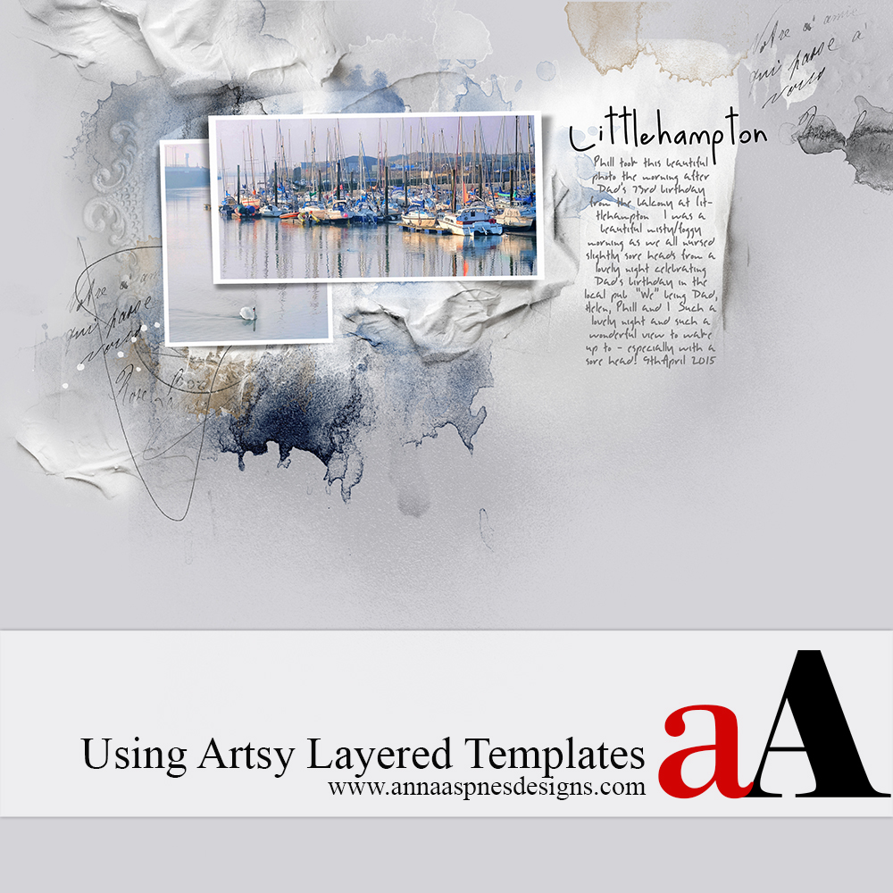 Video | Using Artsy Layered Templates