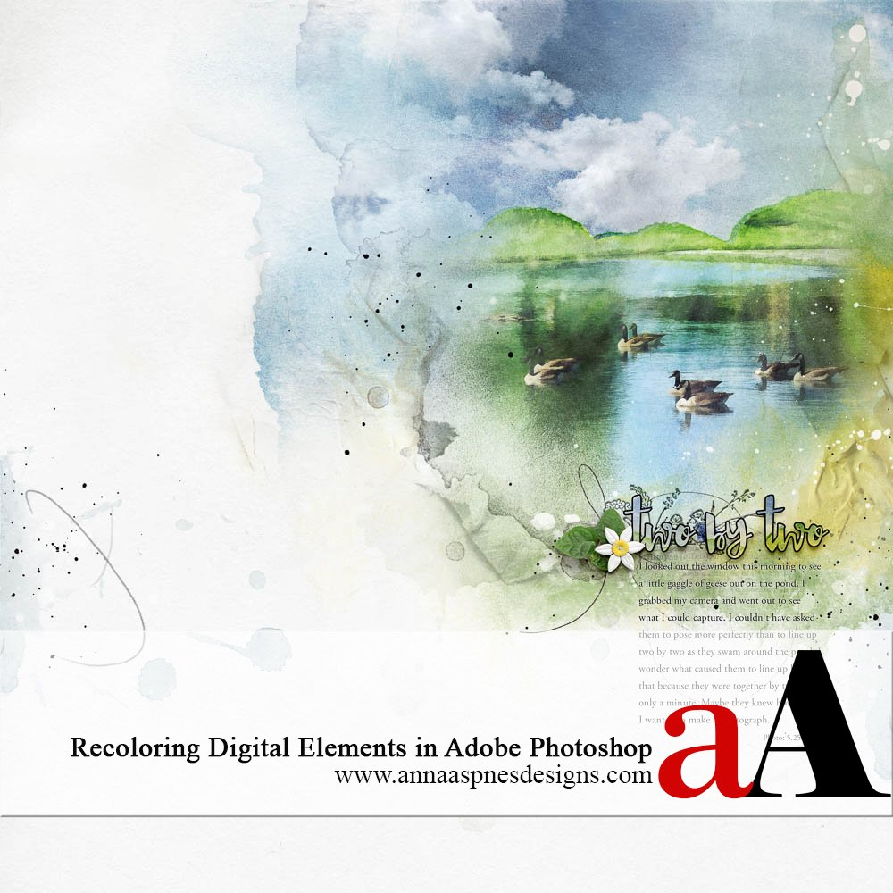 Video|Recoloring In Adobe Photoshop (Part 1)