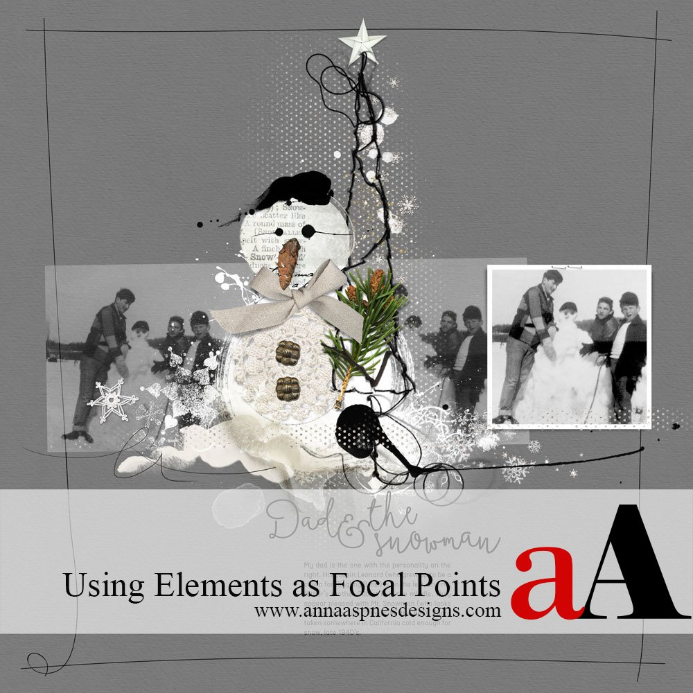 Tutorial | Using Elements as Focal Points