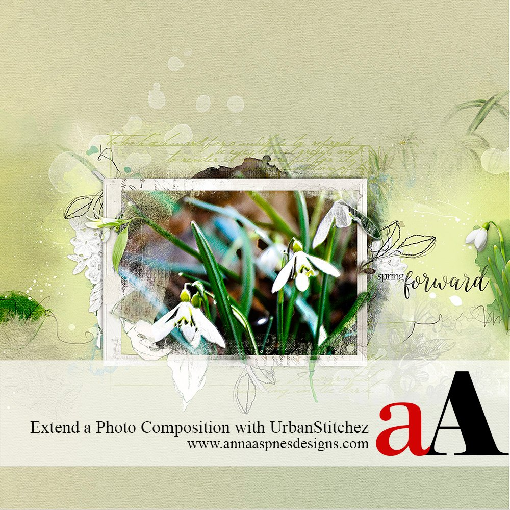 Extend Compositions with Digital Stitching