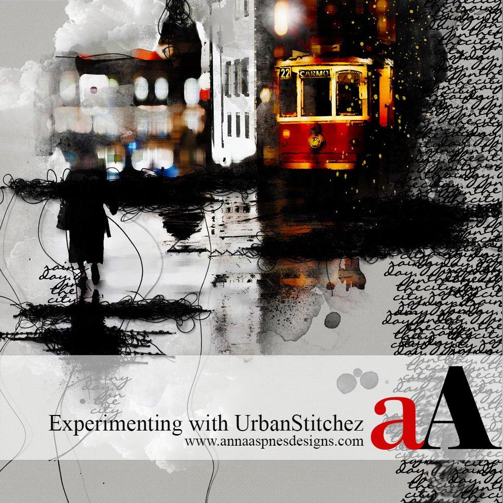Experimenting with UrbanStitchez