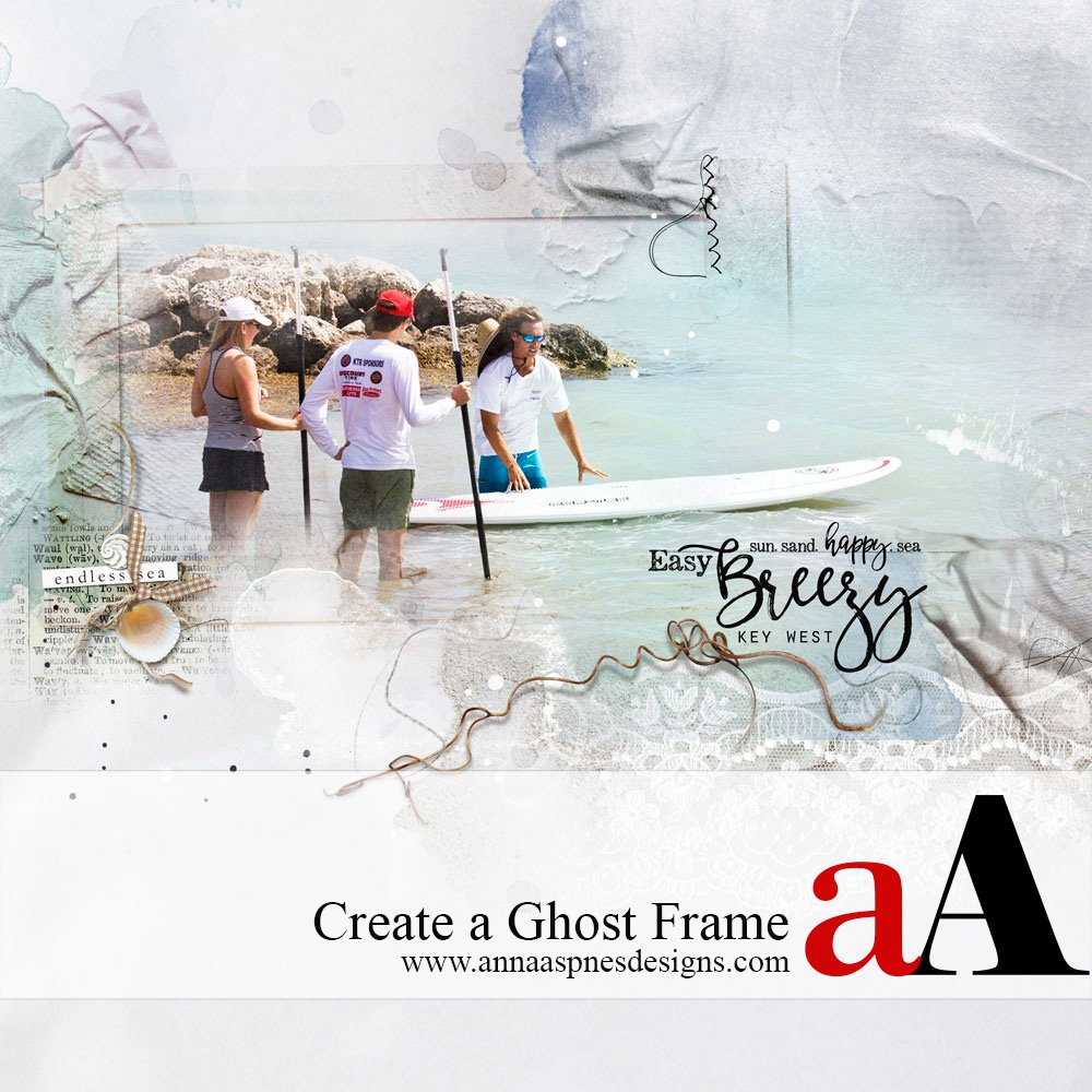 Creating Ghost Frames