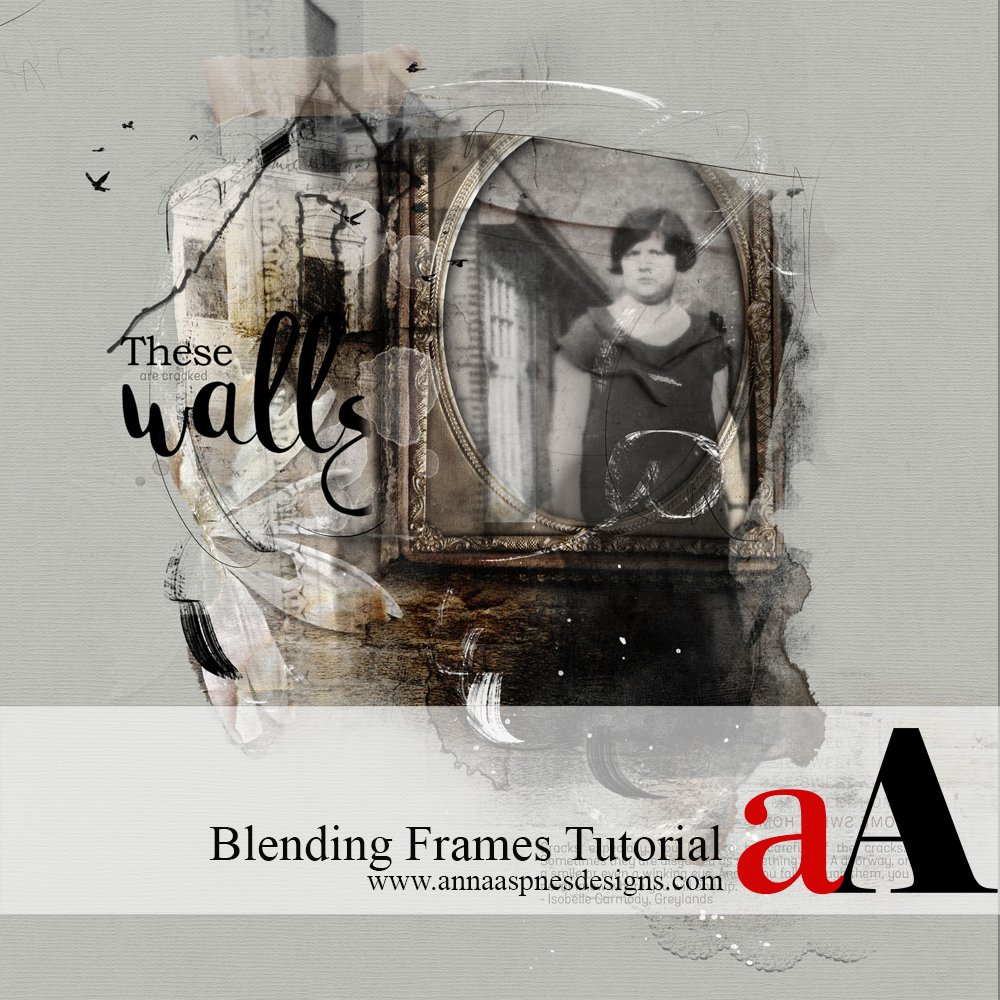 Blending Frames Tutorial