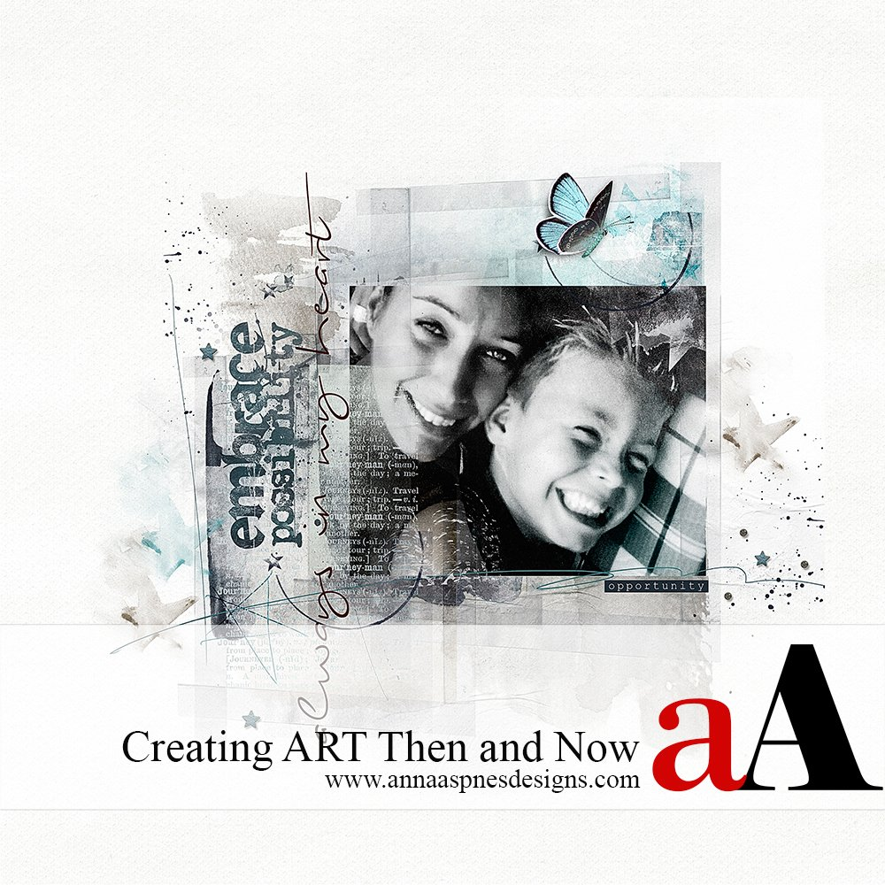 Creating ART Then and Now Tips