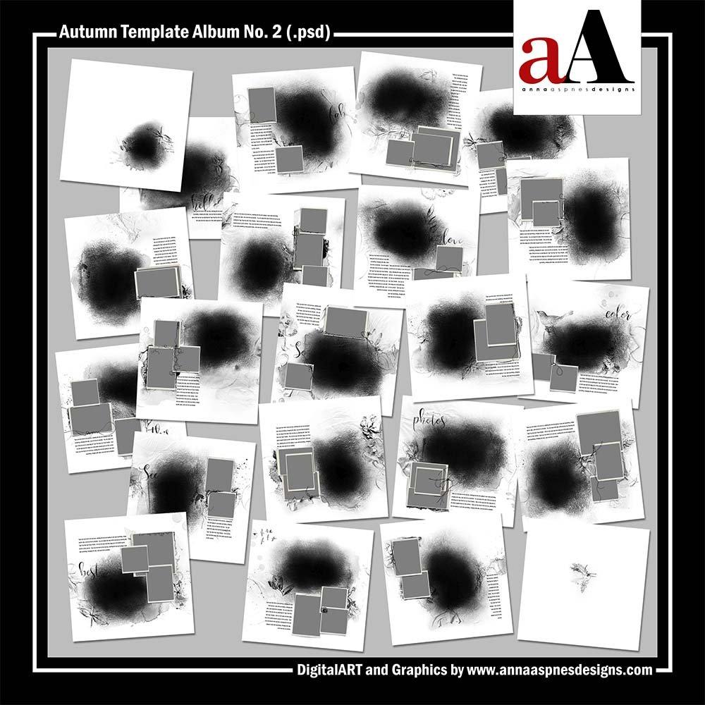 New Autumn Template Album No. 2
