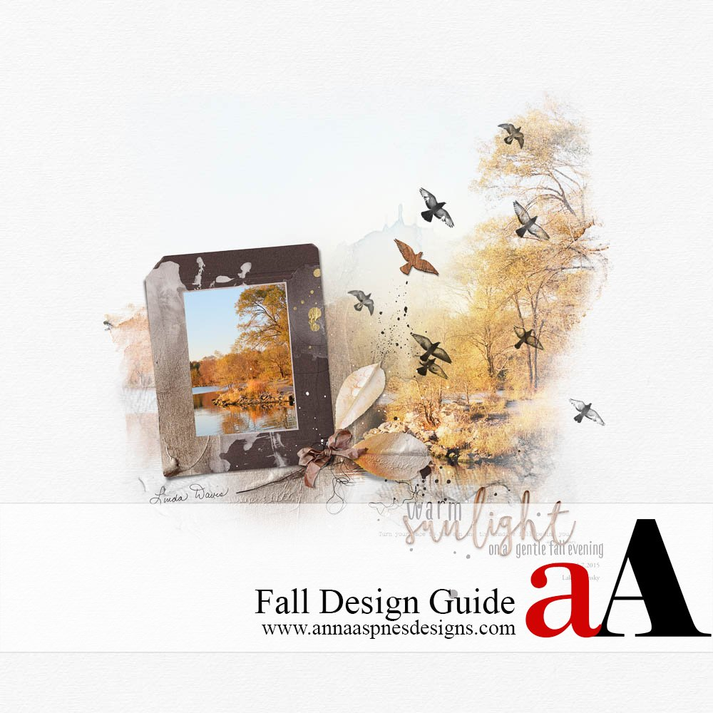 Fall Design Guide Tutorial + Coupon