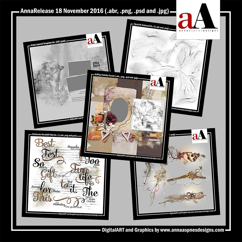New Artsy Digital Designs Festal, $1 Flash Sales + Special Challenge