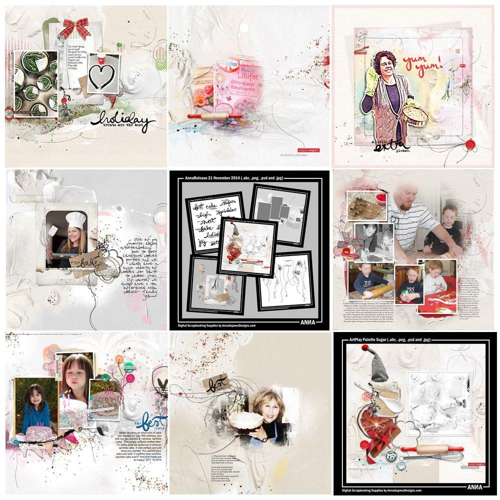 Sugar Artsy Digital Designs Sale