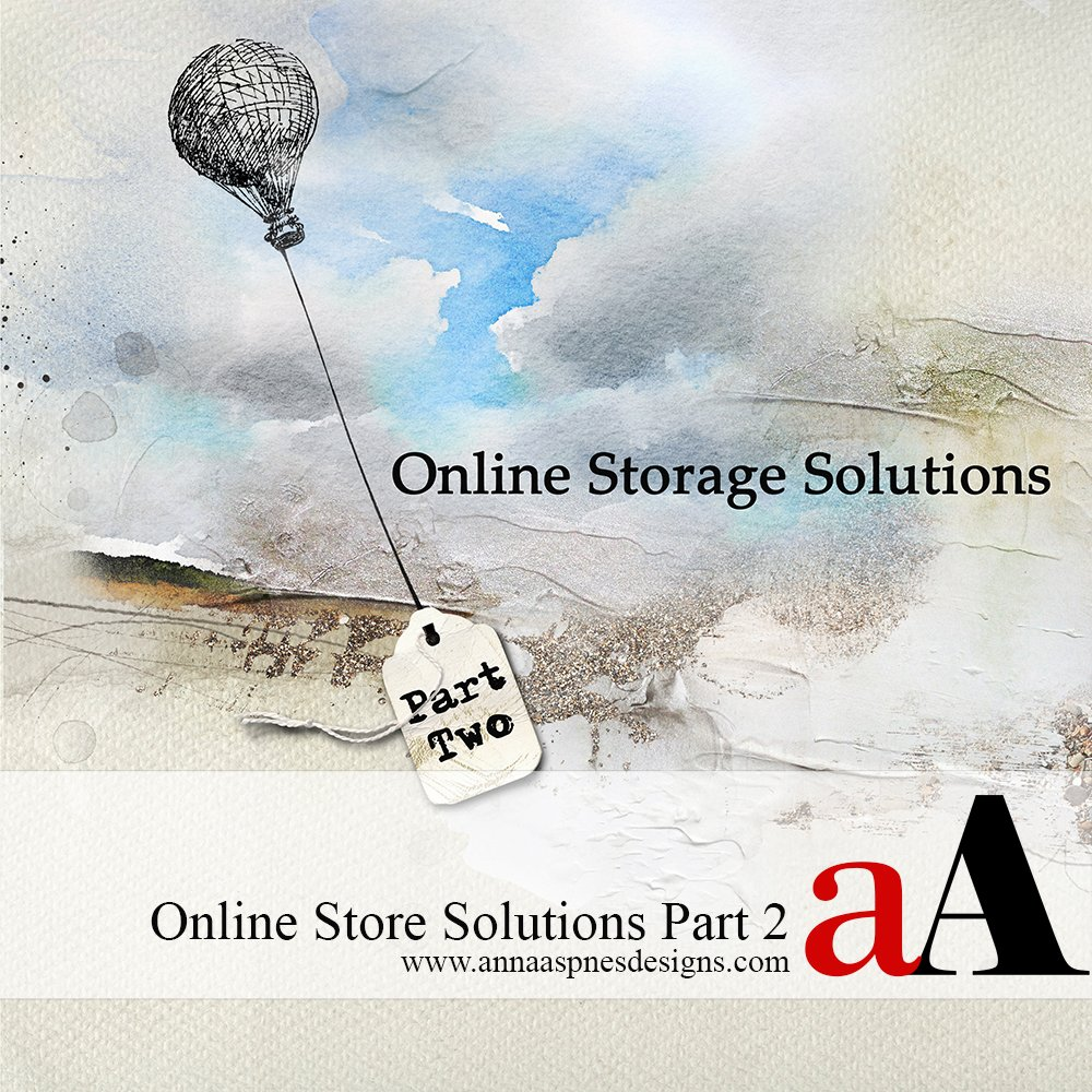 Online Storage Solutions Part 2