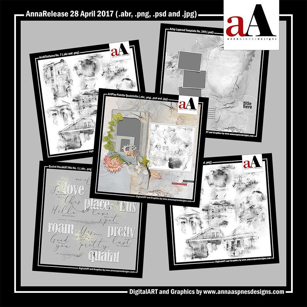 New Artsy Digital Designs Quaintville