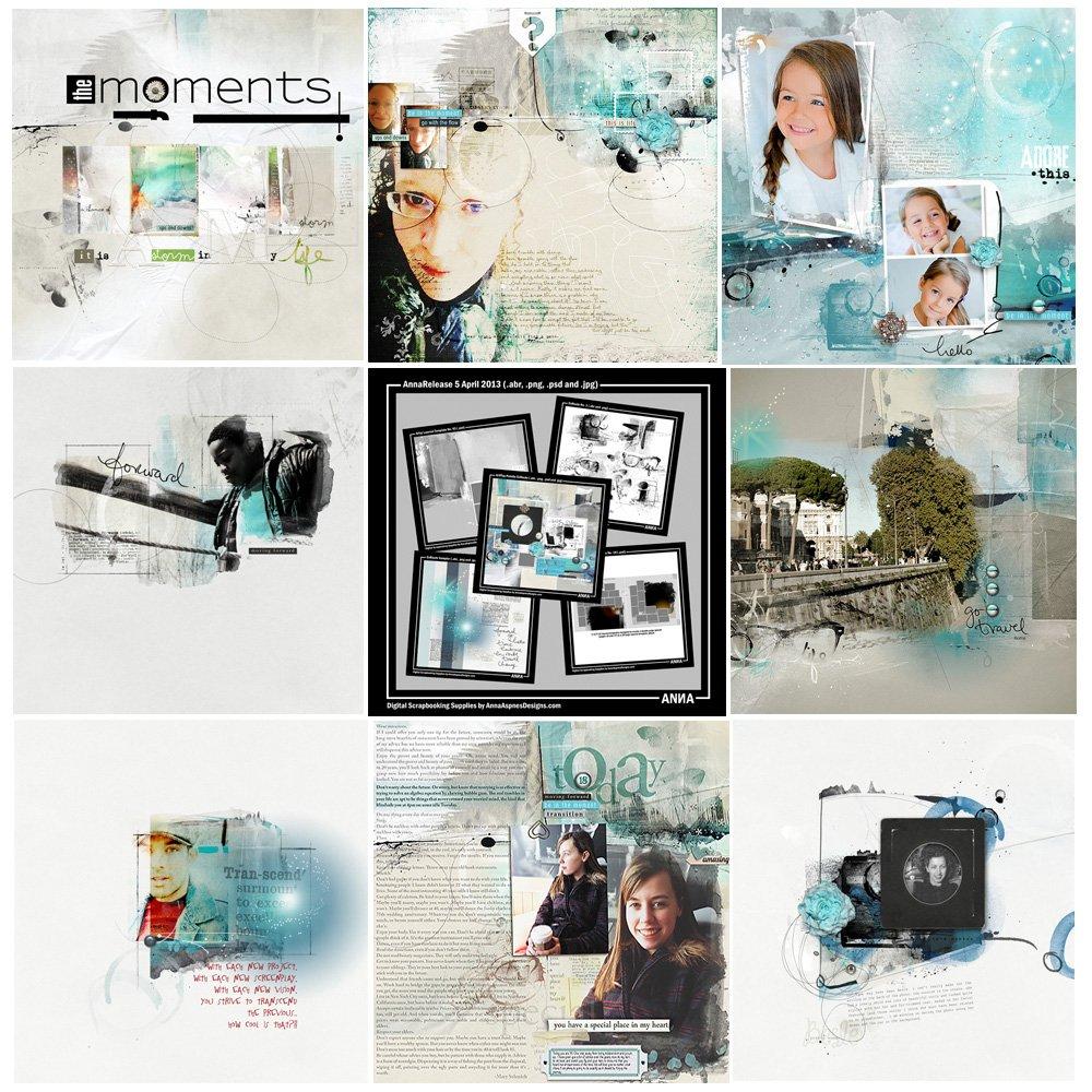EnRoute Artsy Digital Designs Sale