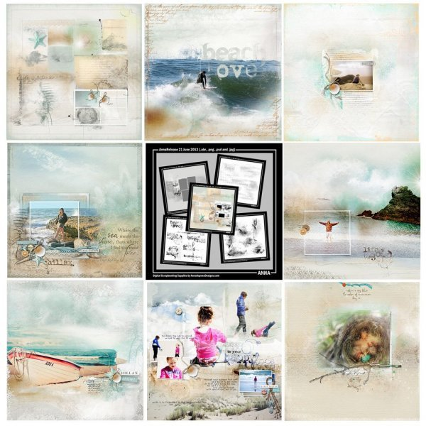 Ocean Cove Artsy Digital Designs Sale