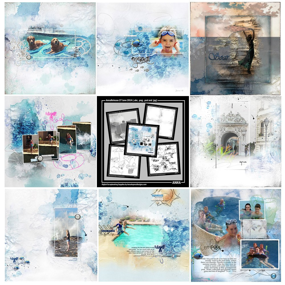 Splash Artsy Digital Designs Sale