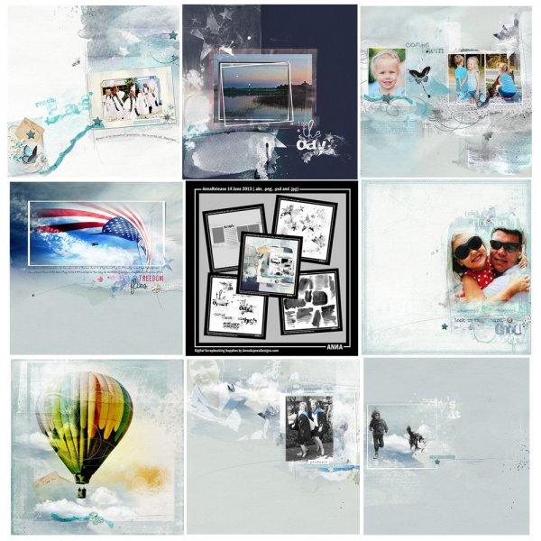 Sky's The Limit Artsy Digital Designs Sale