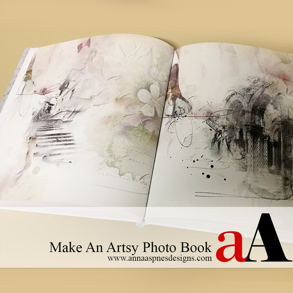 Make an Artsy Photo Book