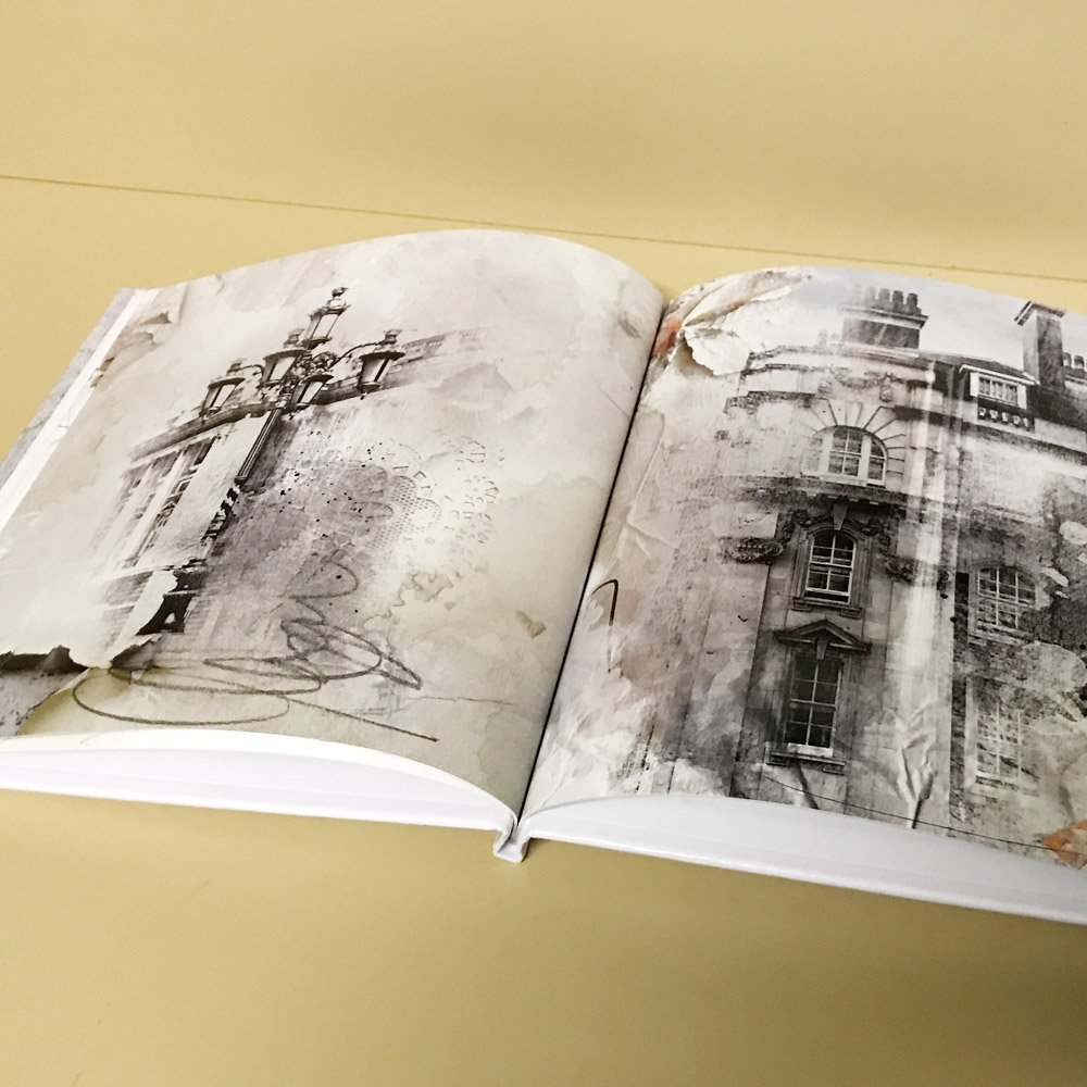 Make an Artsy Photo Book