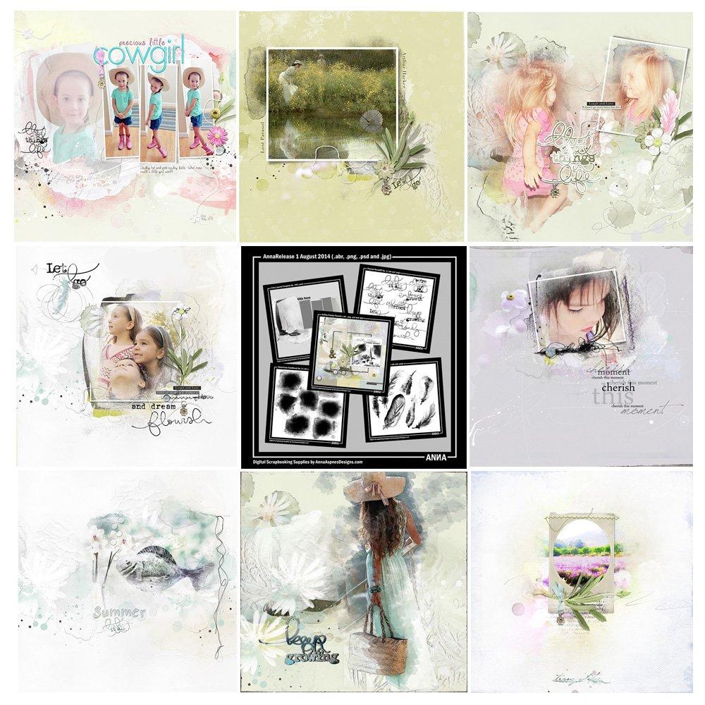 Flourish Artsy Digital Designs Sale