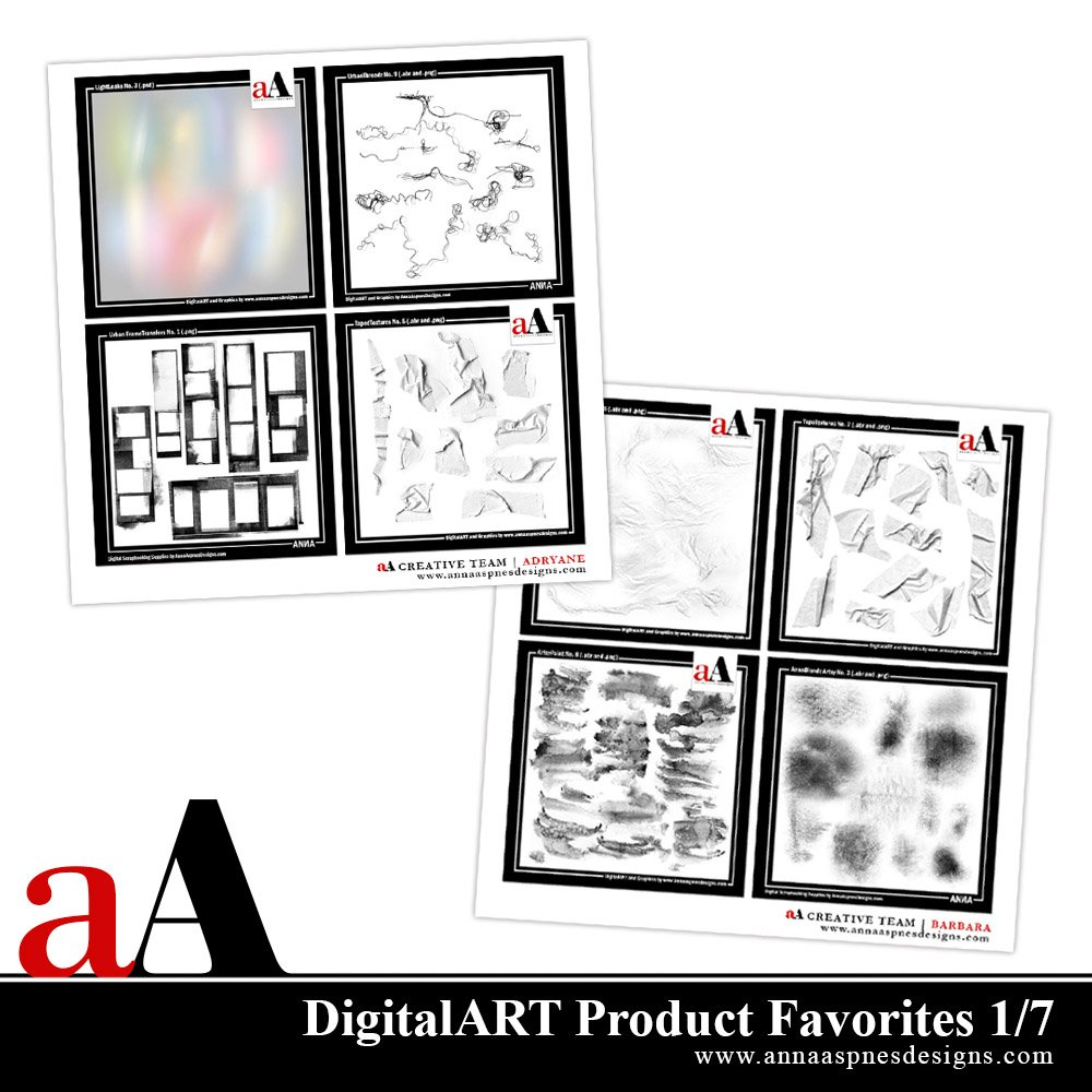 aA DigitalART Favorites 1/7
