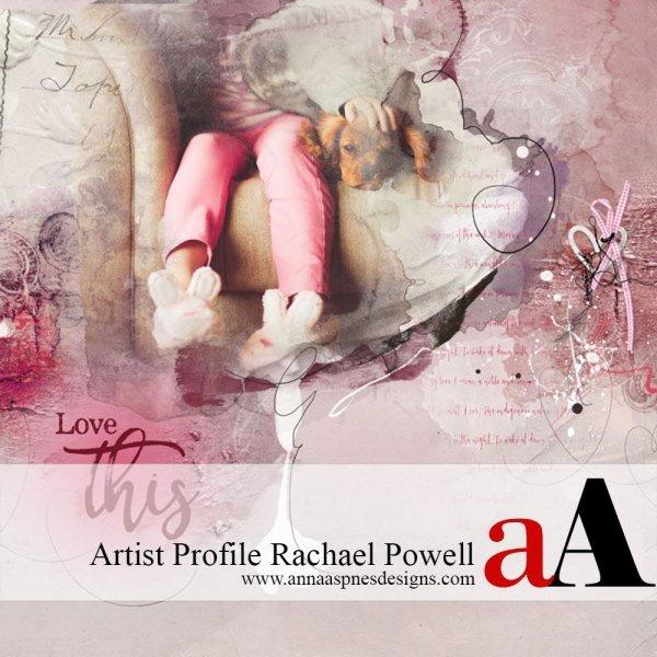 Artist Profile Rachael Powell