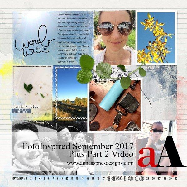 FotoInspired September 2017